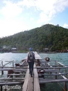 dermaga Pulau Kabung...