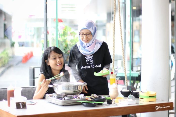food blogger - xo suki signature purwokerto